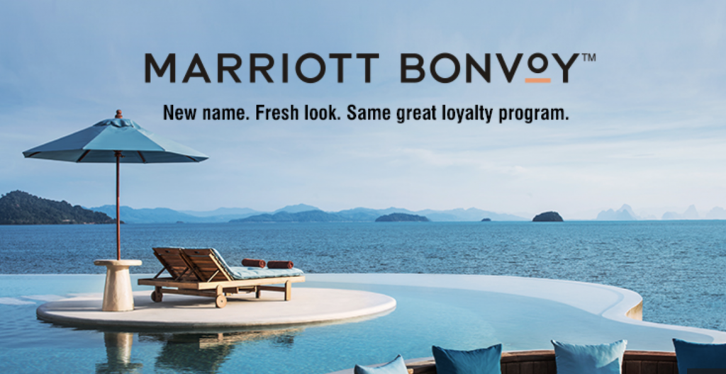 Marriott Bonvoy 萬豪旅享家