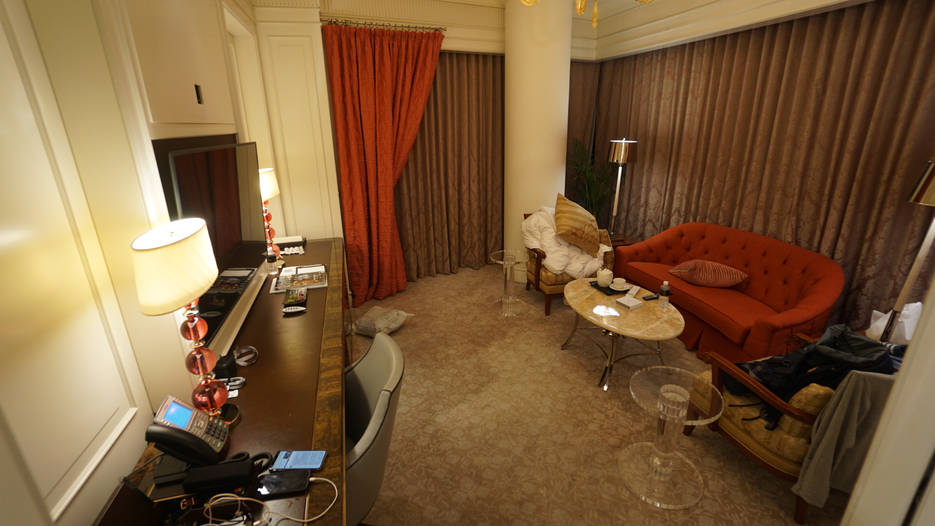 麻麻地既St. Regis Singapore 初體驗 (Caroline Astor Suite + Bloody Mary + 早餐)