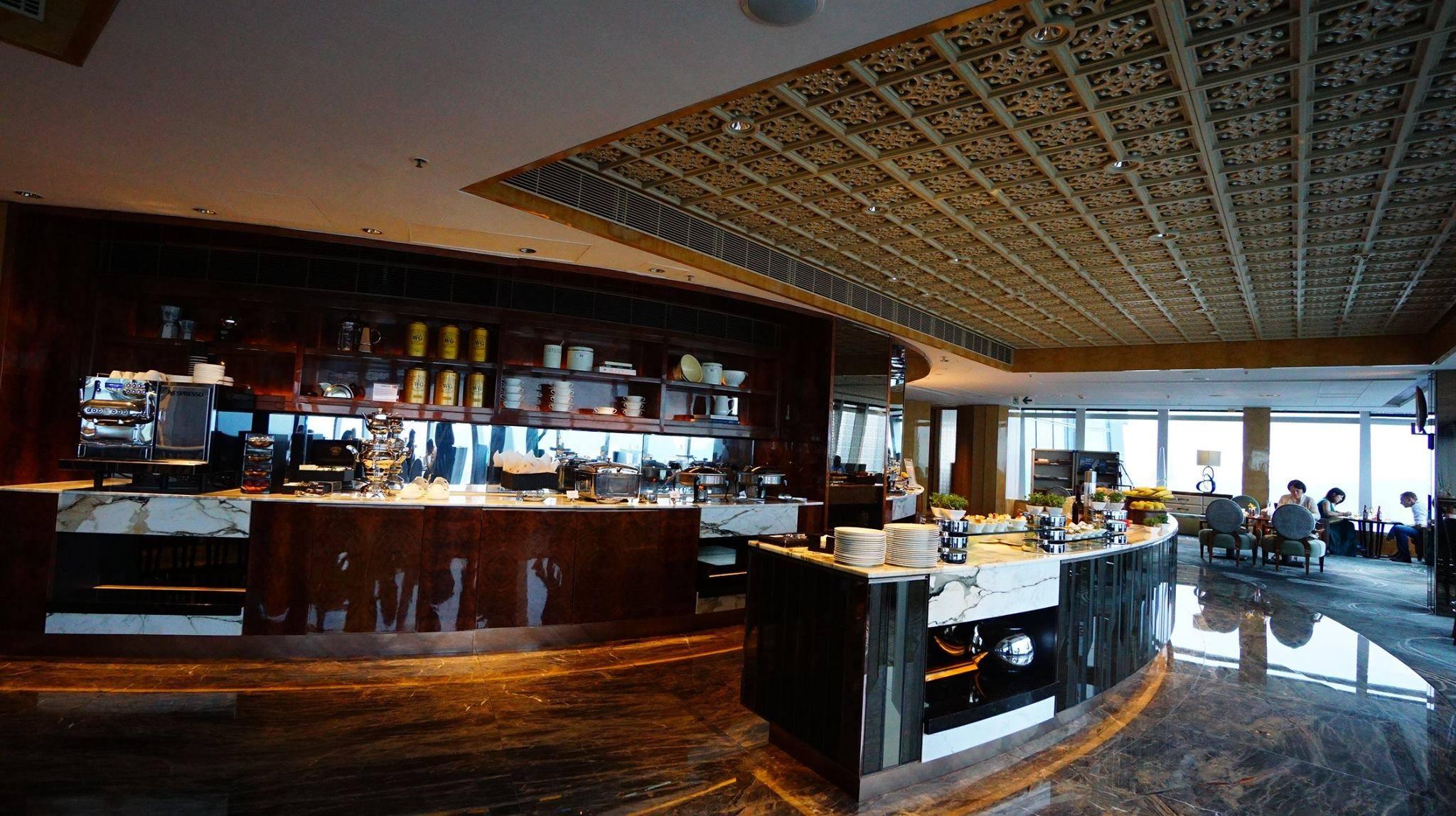 The Ritz Carlton Hong Kong 香港麗思卡爾頓酒店
