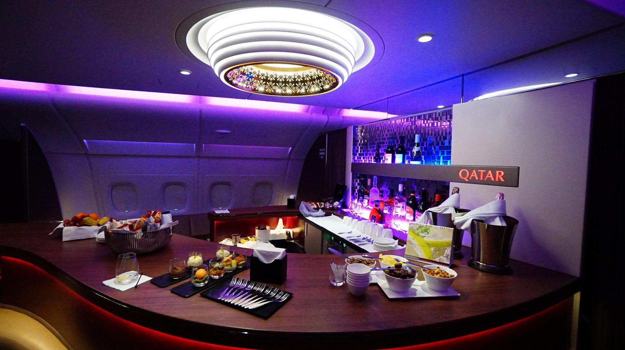 卡塔爾航空 Qatar Airways A380頭等艙體驗【DOH – BKK】