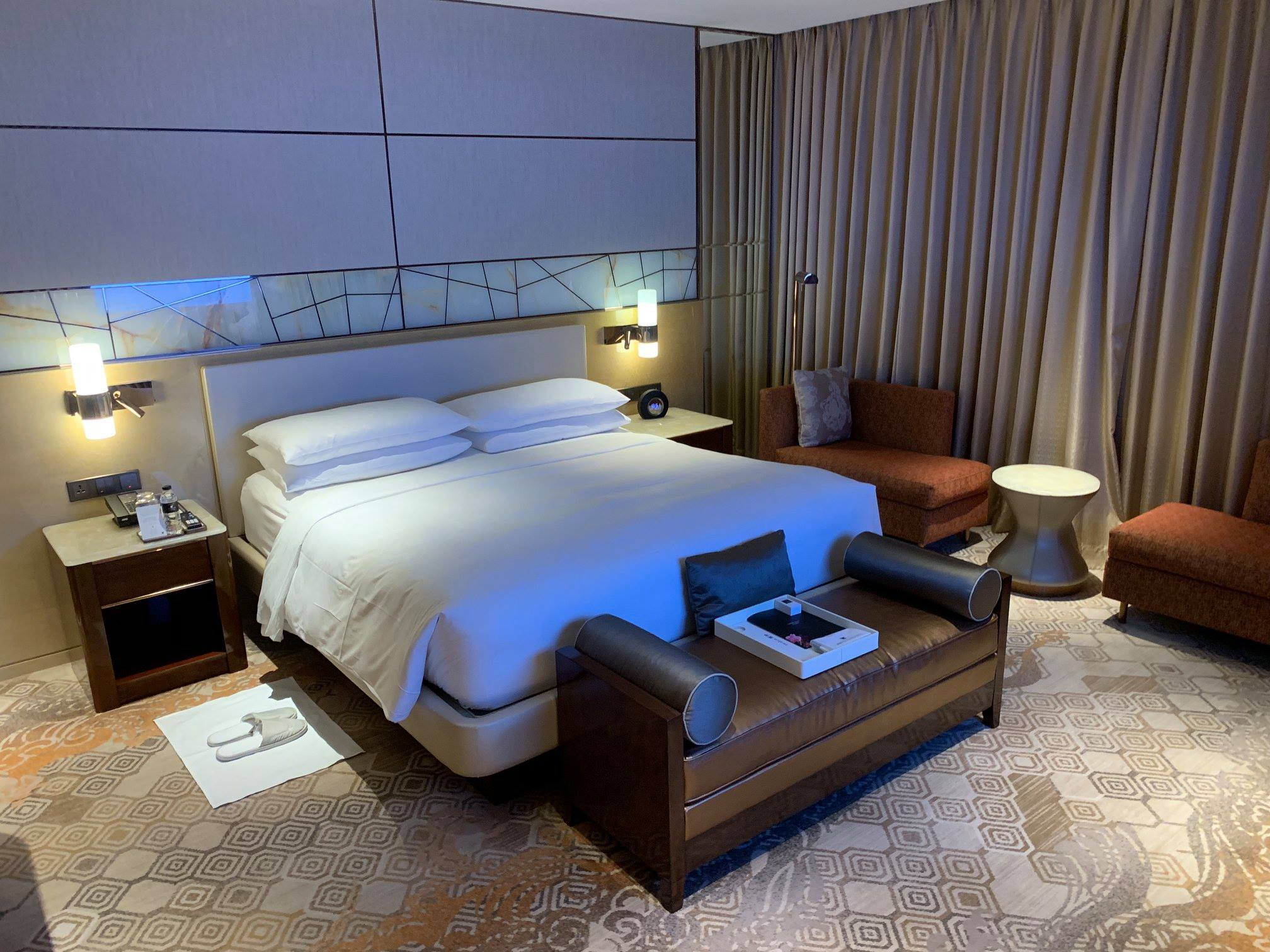 澳門JW萬豪酒店 JW Marriott Hotel Macau 入住報告